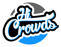 HiCrowds - Novelty Cali Sticker Design Community